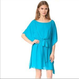 NWOT Alice + Olivia Zella Caftan Dress Laguna M